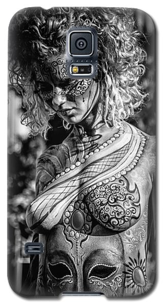 Bodypainting Galaxy S5 Case by Traven Milovich