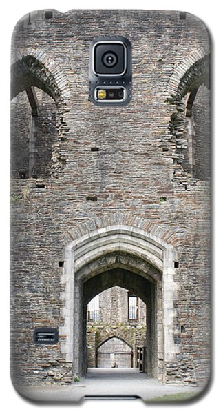 Caerphilly Castle Galaxy S5 Case