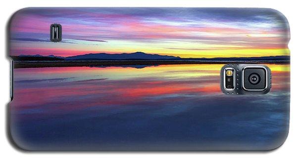 Lake Winnipesaukee - Layers Galaxy S5 Case