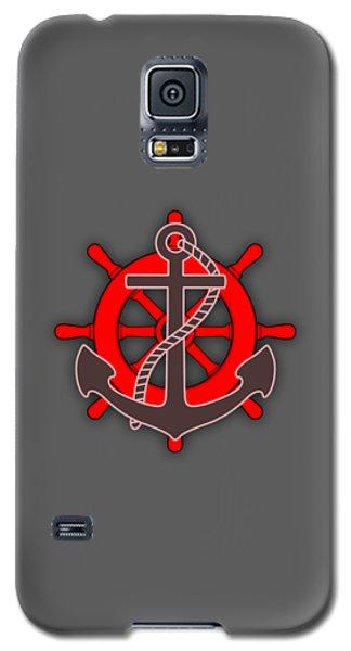 Nautical Collection Galaxy S5 Case