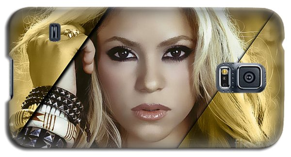 Shakira Collection Galaxy S5 Case by Marvin Blaine