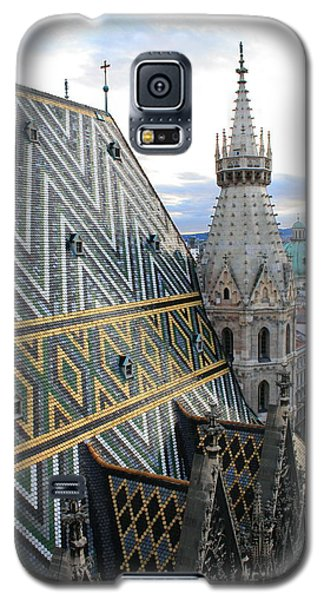 St Stephens Cathedral Vienna Galaxy S5 Case