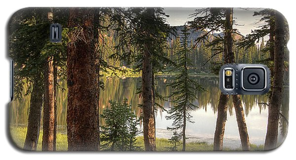 Uinta Mountains, Utah Galaxy S5 Case