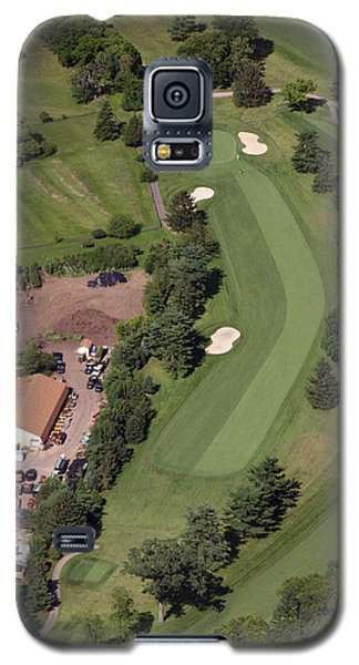 14th Hole Sunnybrook Golf Club Galaxy S5 Case by Duncan Pearson