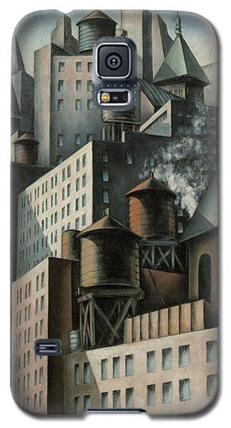 14th Street New York City Galaxy S5 Case