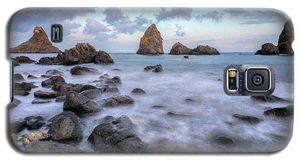 Aci Trezza - Sicily Galaxy S5 Case