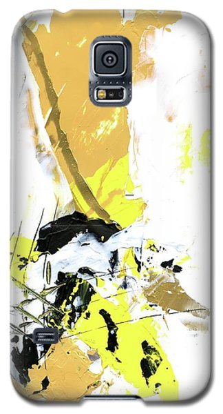 Three Color Palette Galaxy S5 Case by Michal Mitak Mahgerefteh