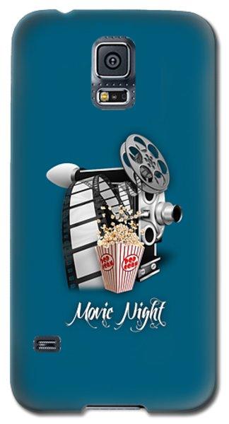 Movie Room Decor Collection Galaxy S5 Case
