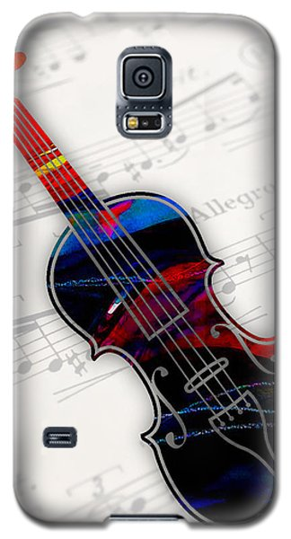 Violin Collection Galaxy S5 Case