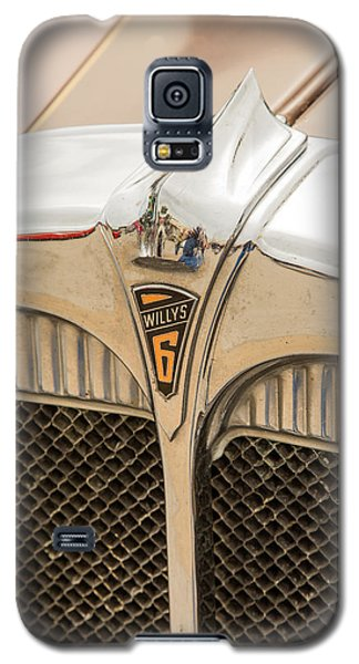 1931 Willys Convertible Car Antique Vintage Automobile Photograp Galaxy S5 Case