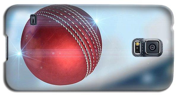 Ball Flying Through The Air Galaxy S5 Case