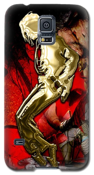 Michael Jackson Collection Galaxy S5 Case