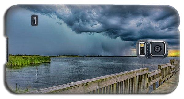 Storm Watch Galaxy S5 Case