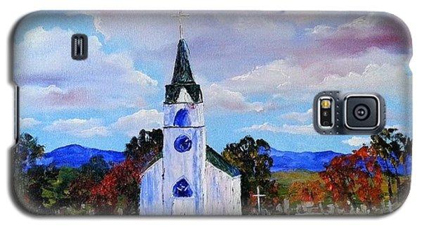 #17 St. Johns Historic Church On Hwy 69 Galaxy S5 Case