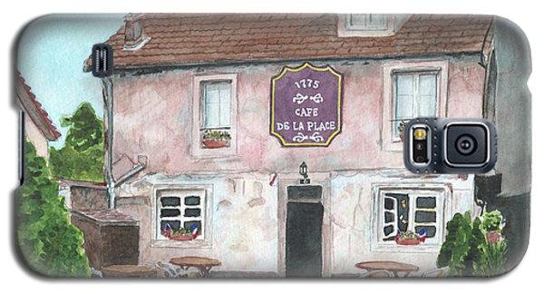 1775 Cafe De La Place Galaxy S5 Case