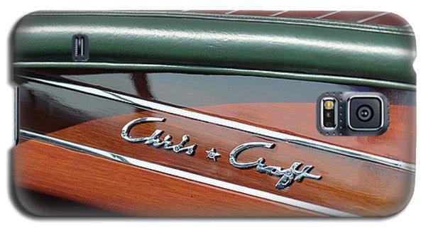 Classic Chris Craft Galaxy S5 Case
