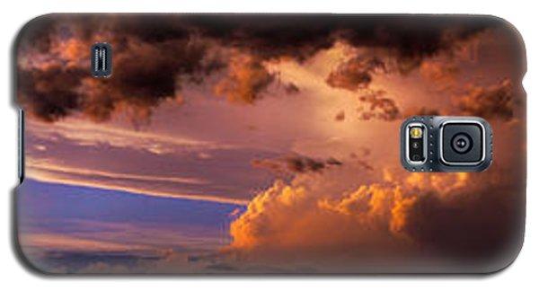 Nebraska Hp Supercell Sunset Galaxy S5 Case
