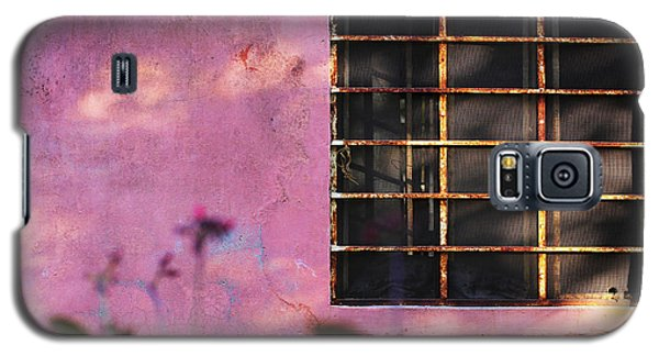 Galaxy S5 Case featuring the photograph 18 Rectangles  by Prakash Ghai