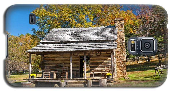 1890's Farm Cabin Galaxy S5 Case