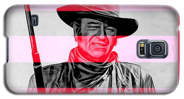 John Wayne Collection Galaxy S5 Case by Marvin Blaine