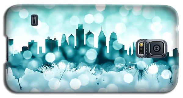 Philadelphia Pennsylvania Skyline Galaxy S5 Case