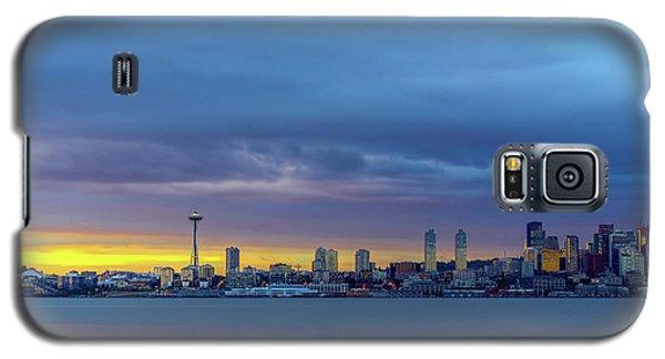 Seattle Galaxy S5 Case by Evgeny Vasenev