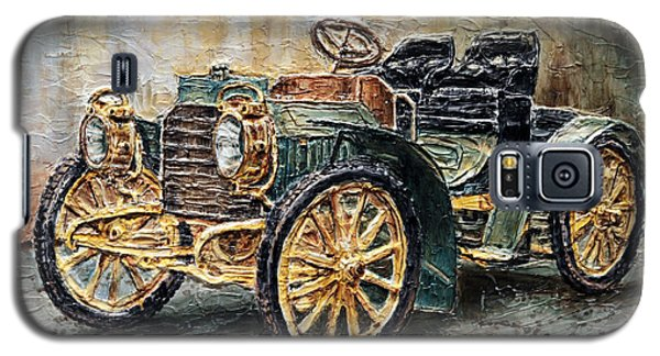 1901 Mercedes Benz Galaxy S5 Case by Joey Agbayani