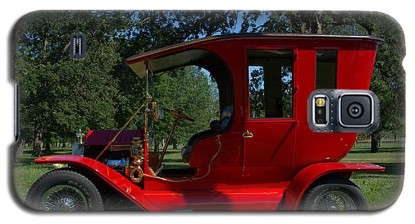 1909 Ford Model T Limo Custom Hot Rod Galaxy S5 Case