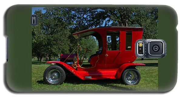1909 Ford Model T Limo Custom Hot Rod Galaxy S5 Case