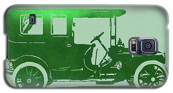 1909 Packard Limousine Green Pop Galaxy S5 Case