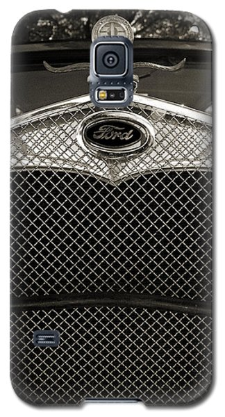 1920 Ford Model A Galaxy S5 Case by Joanne Coyle