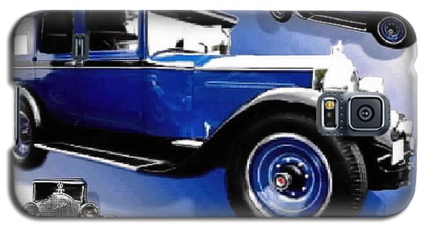 Galaxy S5 Case featuring the photograph 1927 Packard 526 Sedan by Sadie Reneau
