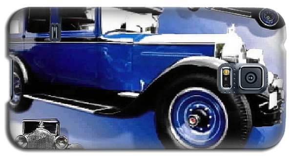 1927 Packard 526 Sedan Galaxy S5 Case by Sadie Reneau