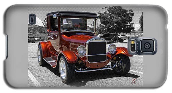 1928 Ford Coupe Hot Rod Galaxy S5 Case