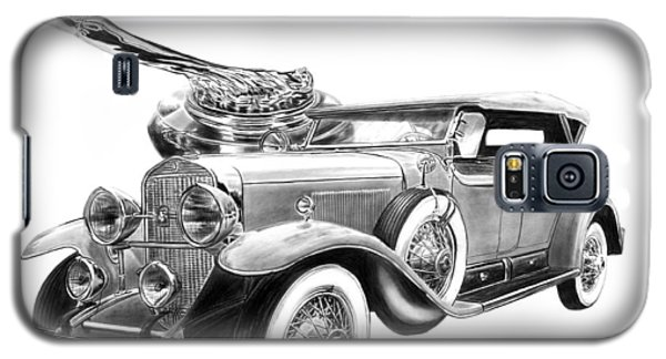 1929 Cadillac  Galaxy S5 Case
