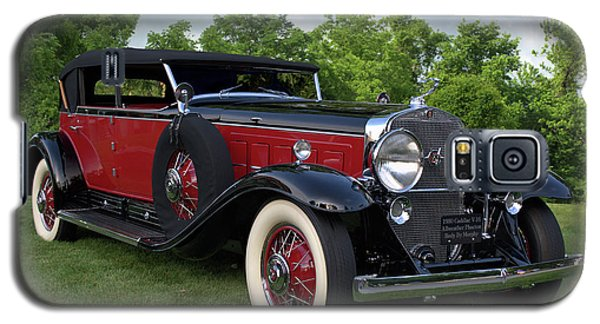1930 Cadillac V16 Allweather Phaeton Galaxy S5 Case