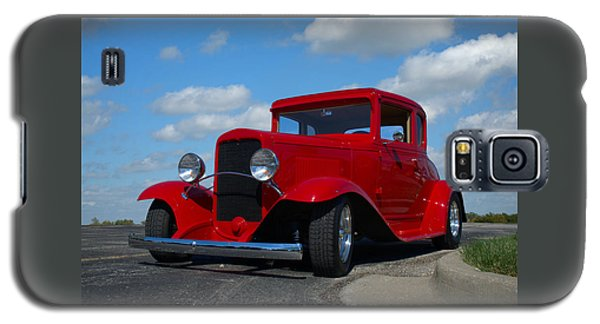 1930 Chevrolet Coupe Hot Rod Galaxy S5 Case