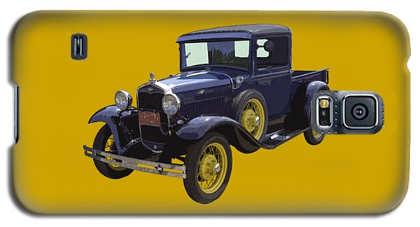 1930 - Model A Ford - Pickup Truck Galaxy S5 Case
