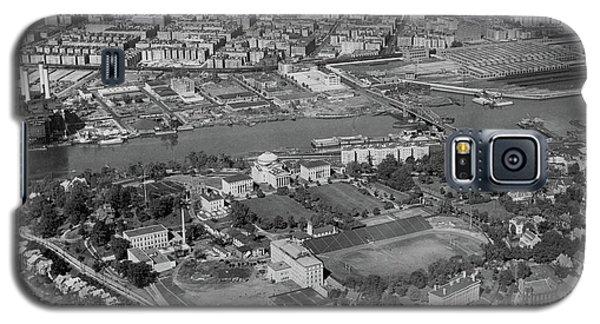 1930's Northern Manhattan Aerial  Galaxy S5 Case