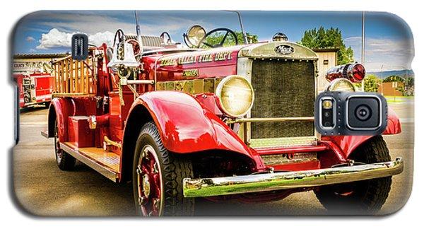 1931 Mack - Heber Valley Fire Dept. Galaxy S5 Case