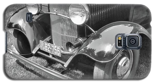 1932 Ford Coupe Bw Galaxy S5 Case