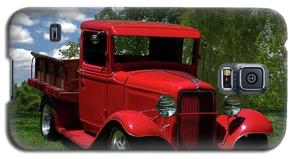 1932 Ford Flatbed Pickup Galaxy S5 Case