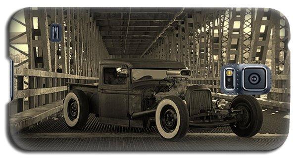1932 Ford Pickup Rat Rod Galaxy S5 Case
