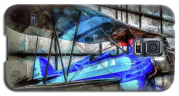 1932 Waco Biplane Galaxy S5 Case