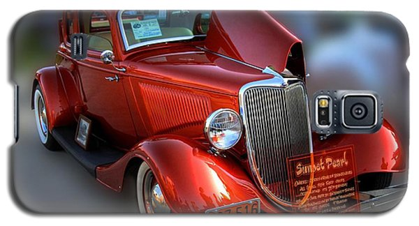 1934 Ford Coupe Galaxy S5 Case