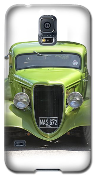1934 Ford Street Hot Rod On A Transparent Background Galaxy S5 Case