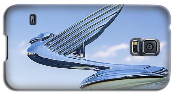 1935 Chevrolet Hoot Ornament Galaxy S5 Case