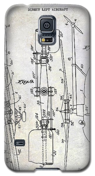 1935 Helicopter Patent  Galaxy S5 Case