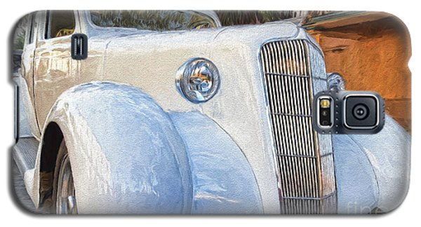 1935 Plymouth Coupe Series 3 Of 3 Galaxy S5 Case