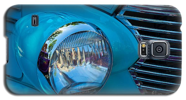 1936 Chevy Coupe Headlight And Grill Galaxy S5 Case
